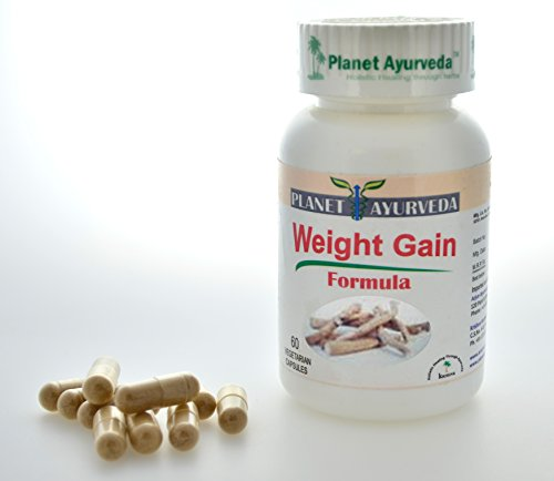 Gain Weight Pills (60 TABLETS) GAIN WEIGHT FAST - Weight Gain Plus Increase Appetite Enhancer / Appetite stimulant Weight Gain Herbal Supplement. Safe Weight Gainer Pills For Men & Women.