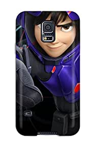 Defender Case For Galaxy S5, Big Hero 6 Pattern
