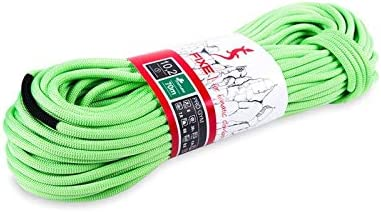 Fixe - Cuerda de escalada para interior de 10,2 mm Pro Gym de ...