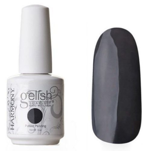 Gelish Soak Off Gel Nail Polish, Jet Set, 0.5 Ounce