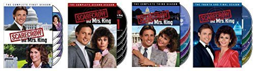 Series 3 Scarecrow - Scarecrow and Mrs. King Complete Series Seasons 1-4