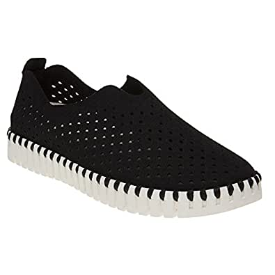 ILSE JACOBSEN Tulip Womens Shoes Black