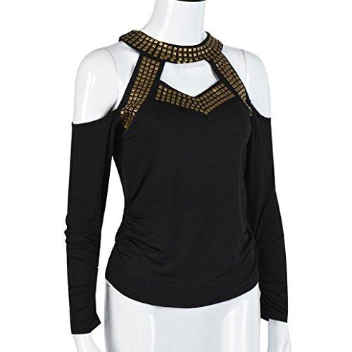 WINWINTOM - Camiseta - camisa - para mujer