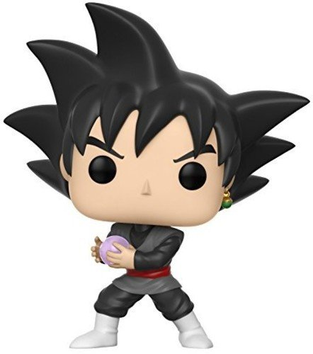 Funko Pop Animation: Dragon Ball Super-Goku Black Collectible Figure