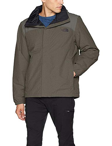 M Jacket Green Chaqueta Hombre Resolve The Green Face North Insulated wqWXWvHE