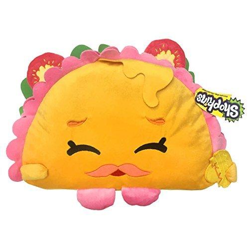 Shopkins Taco Terry Soft Pillowtime Snuggle Plush Pal (Snuggle Terry)