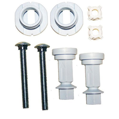 Bemis HDWRADJPK Adjustment Toilet Hardware Pack by Bemis
