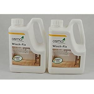 Osmo 2 confezioni di detergente per parquet Wisch-Fix, 1 l 9 spesavip