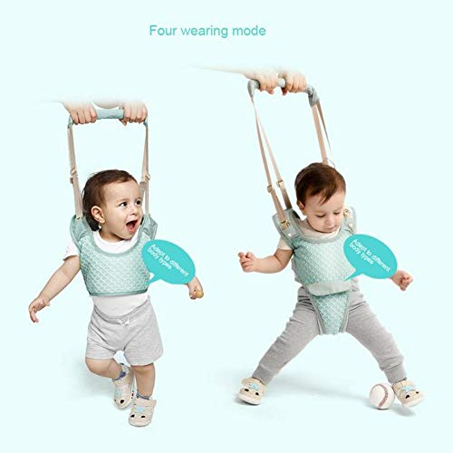17082e4a1886 2018 Baby Toddler Kid Harness Bouncer Jumper Learn to Moon Walk ...