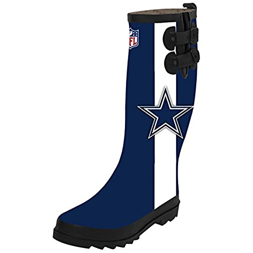 separation shoes 98e5f 6cb1d lovely Dallas-Cowboys Women's Funny Graphic Waterproof Solid ...