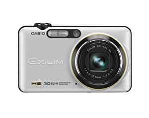 Casio High-Speed Exilim EX-FC100 9 MP Digital Camera with 5x Optical Image Stabilized Zoom and 2.7-inch LCD