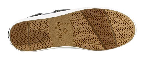 Sperry Mens Cutter 2-eye Chambray Navy