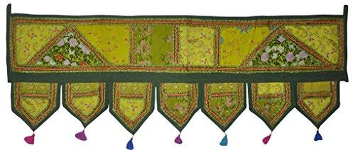 Indian Designer Home Decorative Cotton Door Hanging Adorn With Patchwork