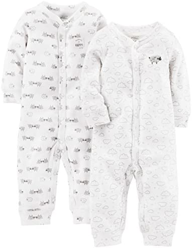 Simple Joys Carters 2 Pack Footless product image