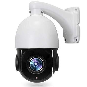 PTZ Camera,LEFTEK Mini Outdoor POE IP PTZ Camera 2.0 Megapixel(1920x1080 Pixel)