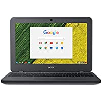 Acer Chromebook 11.6 Traditional Laptop (NX.GM9AA.001;C731T-C42N)