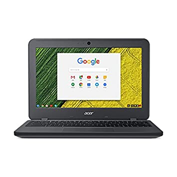 Acer Chromebook 11 N7 11.6 Traditional Laptop NX.GM8AA.001 C731-C8VEN