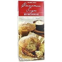 Trader Joe's Cinnamon Sugar Muffin & Baking Mix Includes Cinnamon Sugar Packet 19 OZ (1 LB 3 OZ) 539g
