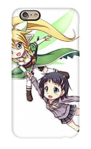 Premium SOBZTlk5610daenj Case With Scratch-resistant/ Anime White Sword Art Online Sao Girls Case Cover For Ipad Mini/mini 2