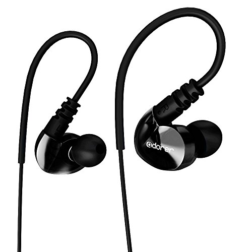 Sport type earphones