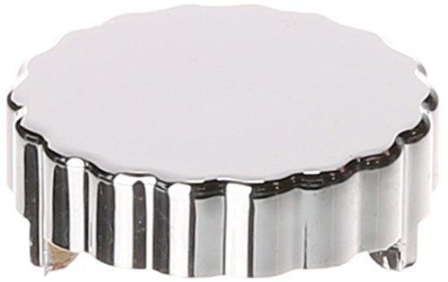 (Mr. Gasket 9776 Chrome Power Steering Cap Cover)