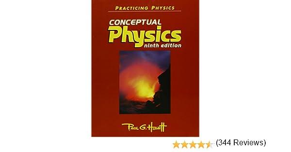 Practicing Physics Conceptual Physics Ninth Edition: Paul G ...