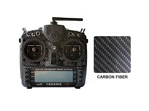 FrSky Taranis X9D Plus SPECIAL EDITION With M9 Hall Sensor Gimbal Without Receiver -Carbon Fiber