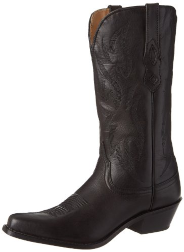 Nocona Boots Women's Competitor Fashion, Black 9.5 B US