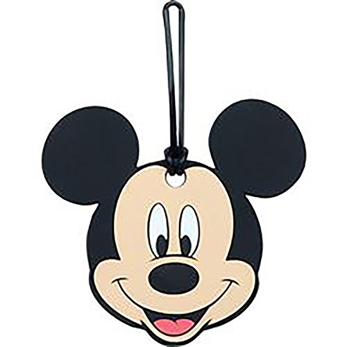 Disney Mickey Mouse Collectors Luggage Suitcase Tag