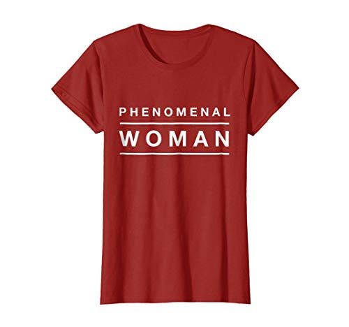 Phenomenal Woman T-shirt For Women