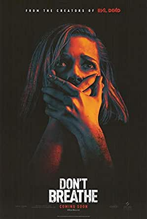 Don't Breathe - Authentic Original 27x40 Rolled Movie ...