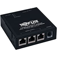 Tripp Lite 3-Port IP Serial Console/Terminal Server with Built-in Modem TAA GSA (B095-003-1E-M)