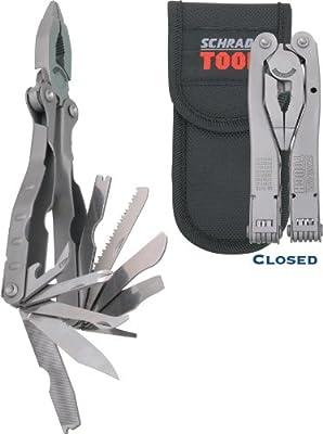 Schrade ST1N Tough Tool 21 Function Multi-Tool