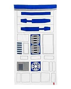 """Star Wars 59"""" x 30"""" Cotton Beach Towel (White - R2D2)"""