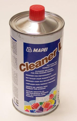 Mapei Cleaner L Adhesive Remover 0 85 Kg: Amazon co uk: DIY