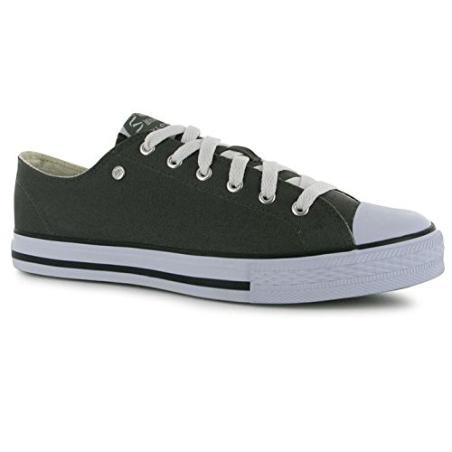 Dunlop Canvas (Mens Dunlop Canvas Low Top Trainers Shoes (UK 13 / US)
