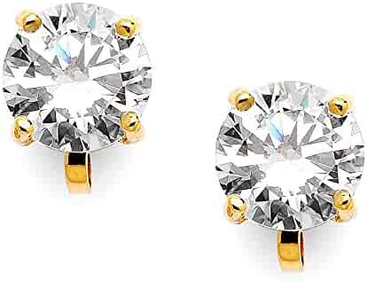 a3515e85aefd5 Shopping Lab Created - Clip-Ons - Earrings - Jewelry - Women ...