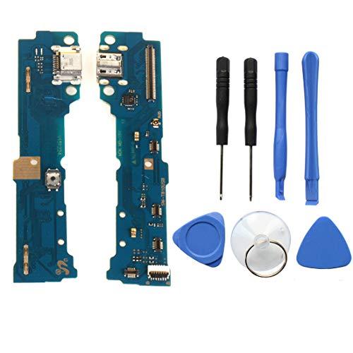 (Li-SUN USB Charging Port Flex Board Replacement for Samsung Galaxy Tab S2 9.7
