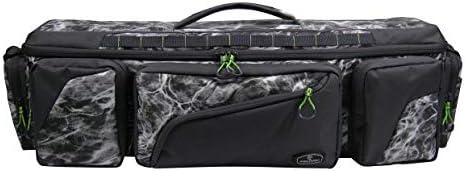 Evolution Outdoor Design Mossy Oak Large Mouth in-Line Tackle Bag 3700 Manta Grey Camo Evolution Fishing 31019