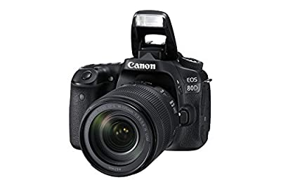 Canon EOS 80D Digital SLR Camera - Parent by Canon