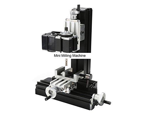 Z20005M 24W Metal Mini Milling Machine /24W,20000rpm mini DIY metal vertical mill machine by MUCHENTEC