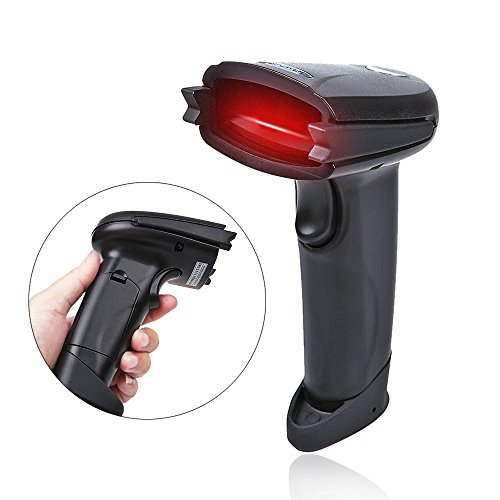 Wireless Handheld Automatic Barcode Scanner
