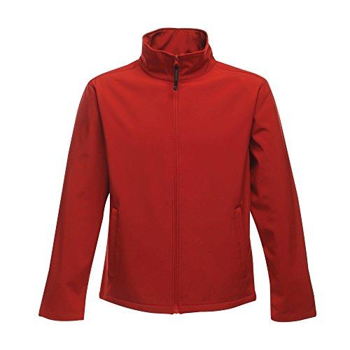 Regatta Mens Classic Softshell Adult Outdoor Full Zip Jacket