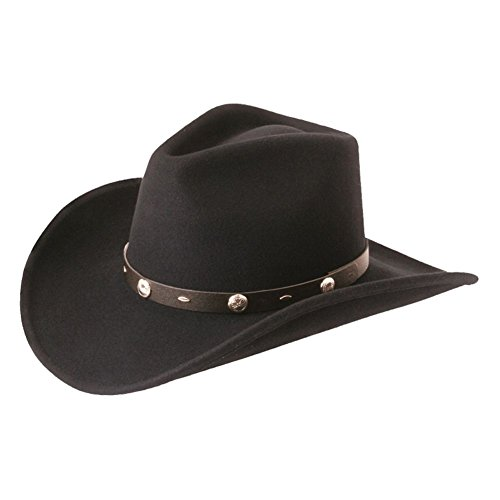 (Silverado Men's Crushable Wool Felt Hat Serpent)