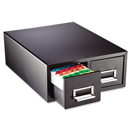 MMF263F6916DBLA - Steelmaster Steel Card Cabinet