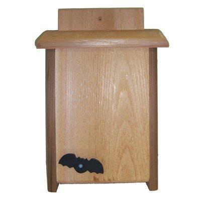 Songbird Essentials Single Compartment Bat House, Model (Songbird Essentials Bat House)