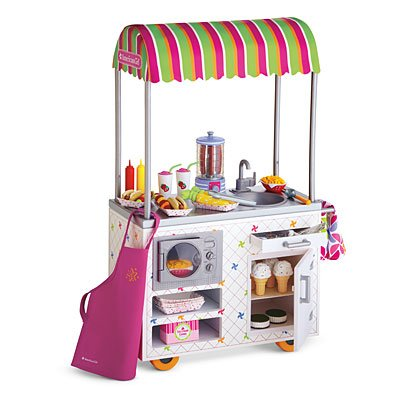 American Girl Gourmet Kitchen Set For Sale