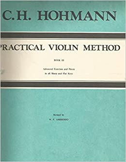 Practical Violin Method, Book 3