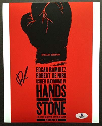 Edgar Ramirez Autographed Signed 8x10 Photo - Beckett Authentic Memorabilia