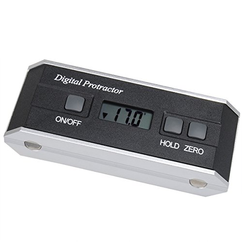 Digital 360Degrees Magnetic Protractor Angle Finder Meter Inclinometer by SPK603 (Image #1)